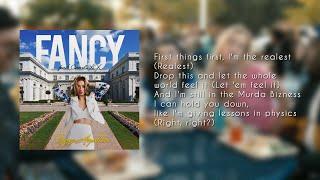 Iggy Azalea - Fancy ( KARAOKE - LYRICS - INSTRUMENTAL ) ft. Charli XCX