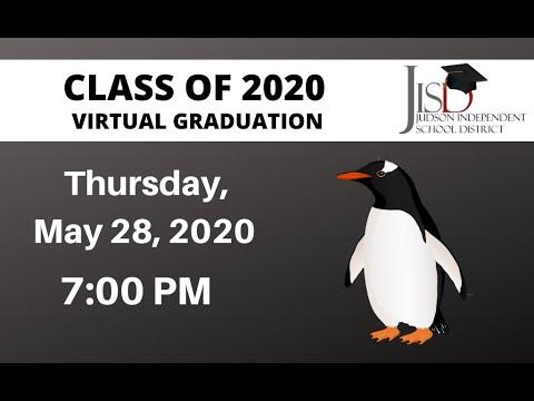Judson Learning Academy Virtual Graduation