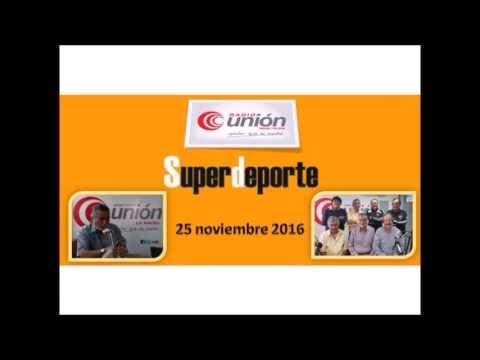 SuperDeporte – Crisis en el Deporte Peruano (25.NOV.16)