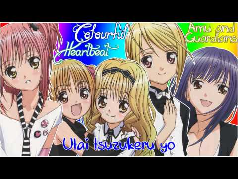 Shugo Chara! Character Song Collection 2 // Colourful Heartbeat w/ Subs