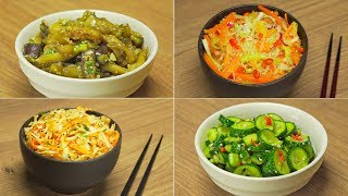 4 популярных рецепта азиатской кухни от Всегда Вкусно!