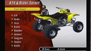 ATV Offroad Fury 2 - PlayStation 2 (PS2) - Longplay Part 1