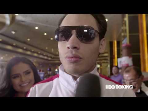 HBO Boxing News: Julio Cesar Chavez, Jr. Interview