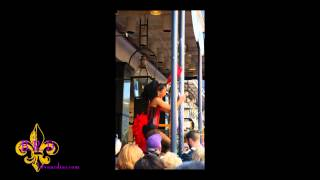 Repeat youtube video New Orleans Mardi Gras 2014 -