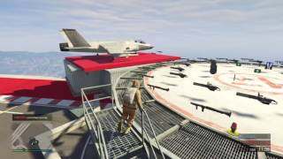 GTA 5 Online - Parkour Deathmatch - CRAZY FULL LOBBY Parkour/BMX