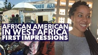 african american in west africa first impressions jouelzy