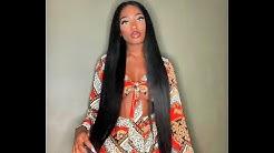 Diamond Dynasty Virgin Hair Company / Mink Brazilian Straight/ One Month Review