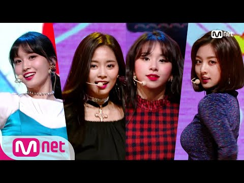 [TWICE - BDZ] Comeback Stage | M COUNTDOWN 181108 EP.595