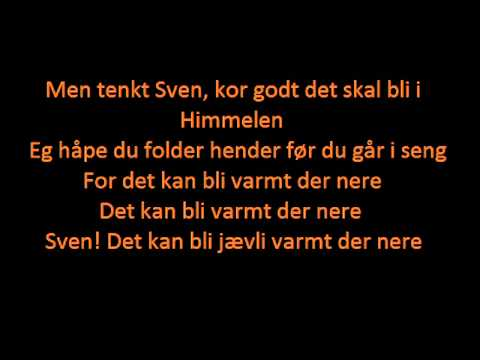 Kaizers Orchestra - Ompa Til Du Dør [Lyrics]