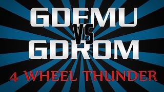 4 Wheel Thunder - GDEMU Vs GDROM