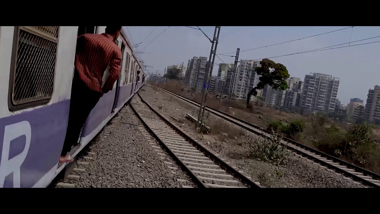 Mumbai Local Train Travelling Kharkopar To Kasara Via Kurla Mumbai Max.