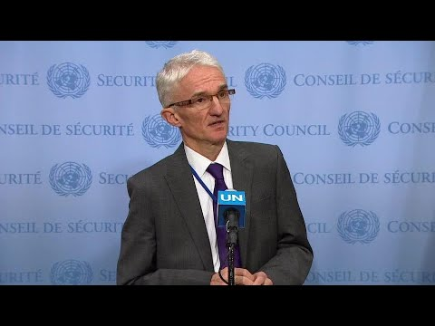 OCHA on the humanitarian situation in Yemen - Security Council Media Stakeout (23 October 2018)