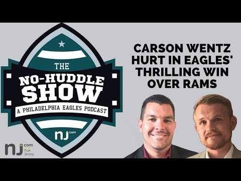 NFL Week 14: Eagles vs Rams recap  Carson Wentz hurt