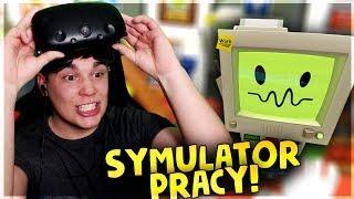 SYMULATOR PRACY! ️ - Job Simulator #1