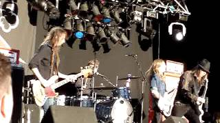 the Hellacopters - Gotta get some action/Move right out of here - Stockholm 2005