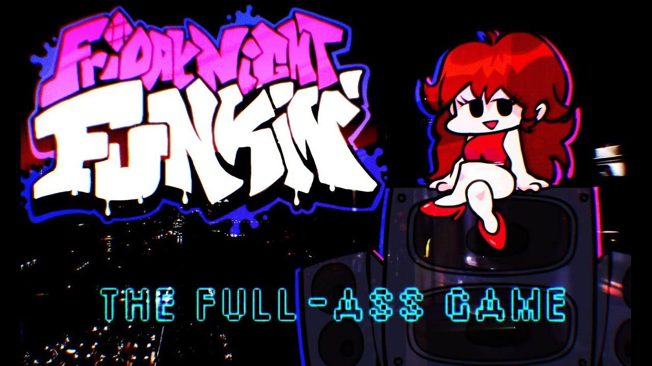 Friday Night Funkin: The Full Ass Game Kickstarter Trailer