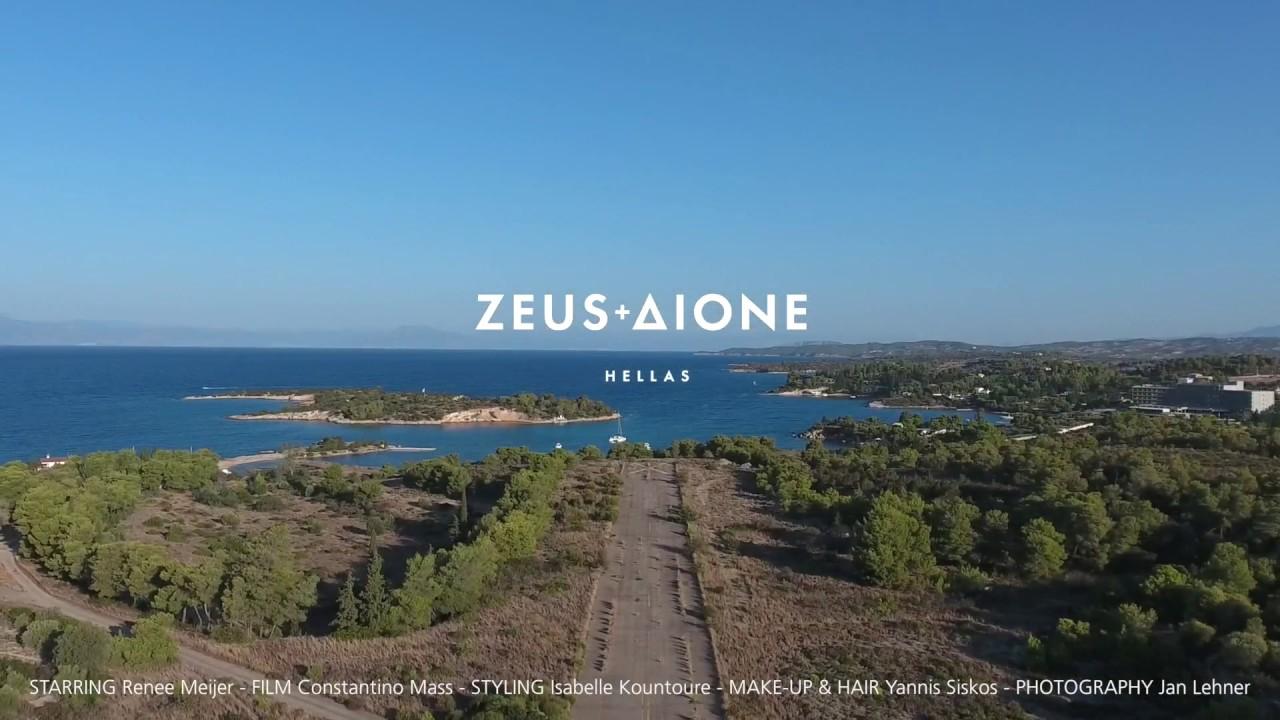 ZEUS+DIONE - SS 2018