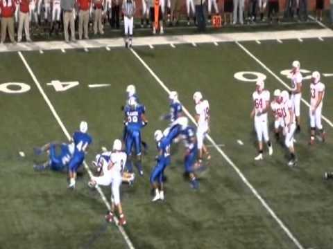 Samuel Clemens District Football Highlights 2010