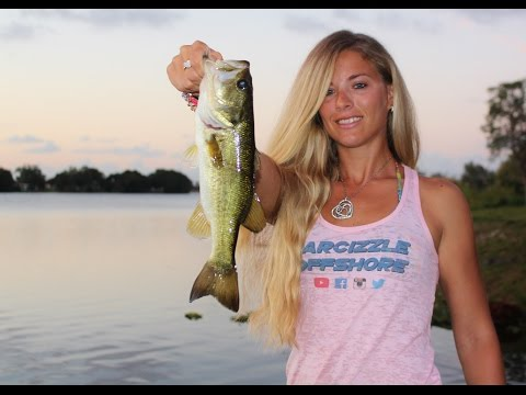 LIVE! Pond Bass Fishing & Unboxing Video