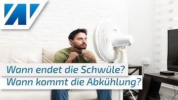 Tropische Nächte in Deutschland: Wann endet die Schwüle, wann wird es kühler? Wo gibt es Unwetter?