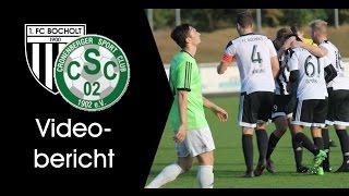 28. Spieltag: Cronenberger SC  - 1. FC Bocholt 0:4 (0:1)