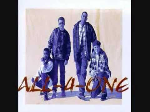 [ All 4 One ] SO MUCH IN LOVE (ver.2)