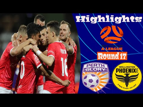 Perth Wellington Phoenix Goals And Highlights