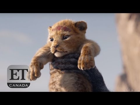 'The Lion King' First Look
