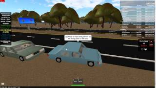 Roblox: ABUSIVE Cop ft. Hkn!