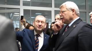 Визит губернатора Томской области в ТУСУР