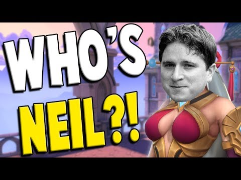 Paladins: Lian Gameplay - WHO'S NEIL?!