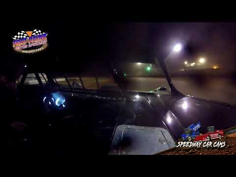 #7 Shannon Davis - Crate - 9-22-18 Fort Payne Motor Speedway - In Car Camera