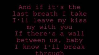 Christina Milian- Us Against the World Lyrics *watch in hq* type in &fmt=18 at the end of url