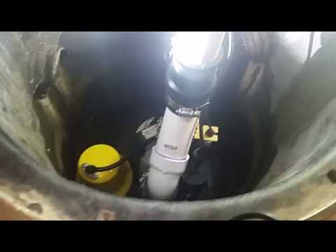 basement watchdog diy sump pump combo - Watchdog Sump Pump