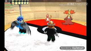 Roblox Pokémon Brick Bronze (Battle Colosseum) Kämpfen Menschen und tun 2v2 Schlachten Gameplay!