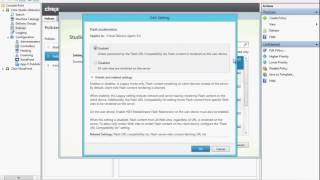 005 Citrix ICA Policies Category