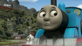 Thomas y sus amigos en Español, Capítulo: Colgado de ti thumbnail