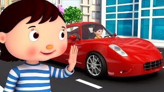Driving in My Car Song! | Little Baby Bum: Story Time! | Nursery Rhymes & Baby Songs ♫ ABCs and 123s