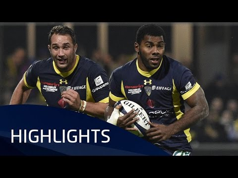 ASM Clermont Auvergne v Ulster Rugby (Pool 5) Highlights – 18.12.2016