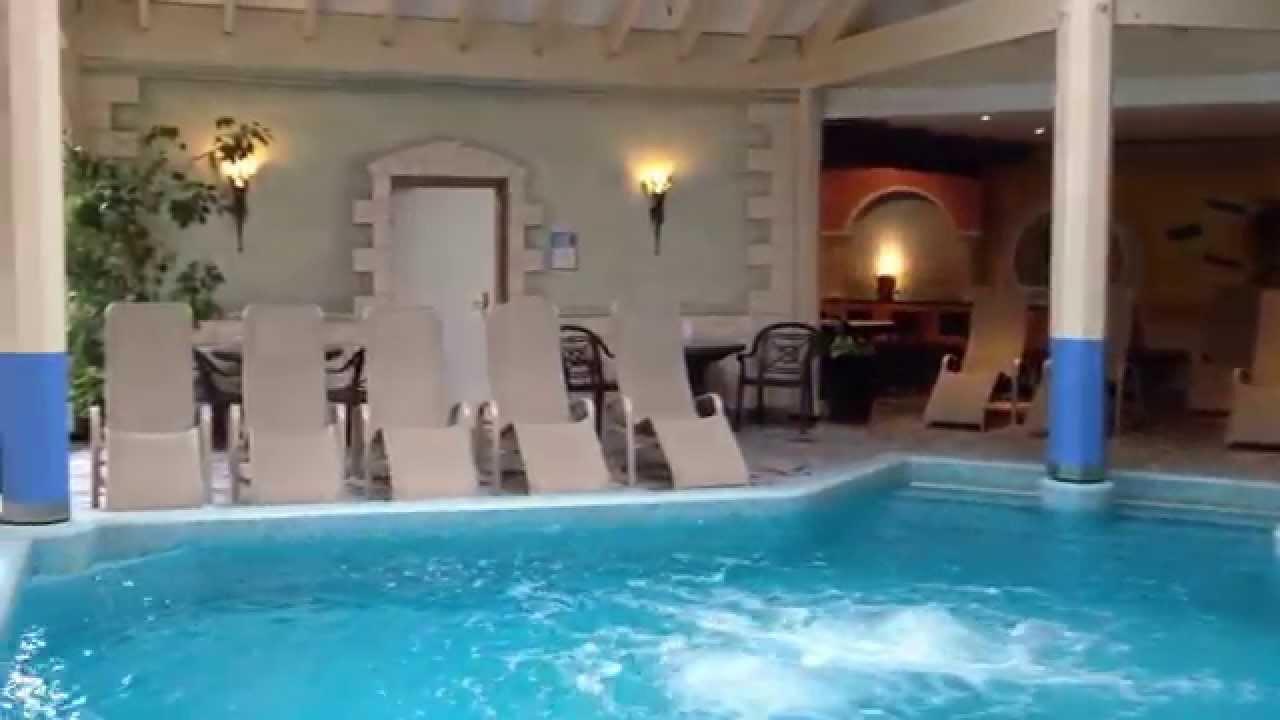 Ägyptisches Solebad in der Saunalandschaft