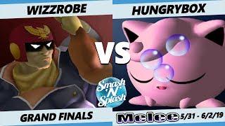 [16.22 MB] SNS5 SSBM - Wizzrobe (Captain Falcon) Vs. Liquid'Hungrybox (Jigglypuff) Smash Melee Grand Finals