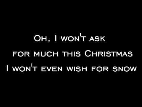 Fifth Harmony - All I Want for Christmas is You Lyrics