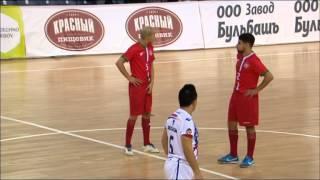 Paraguay 3-4 Morocco