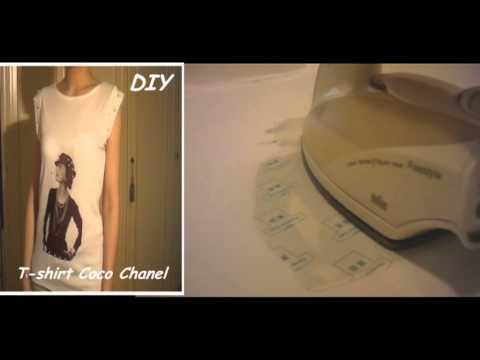 Diy Come Stampare Su Una T Shirt Youtube
