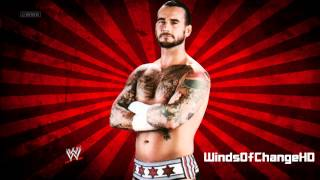 "WWE CM Punk 3rd Theme Song ""Cult Of Personality"" (Wrestlemania 28 Edit) [HD & Download]"