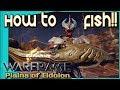 "Warframe - HOW TO FISH - ""The Master Baiter"""