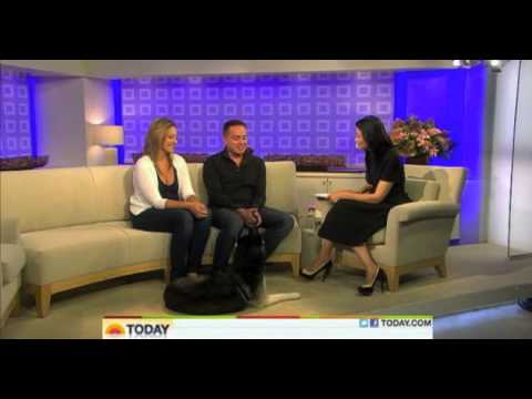 "Mishka's LIVE Interview on the ""Today Show"" - NBC 9/9/11"