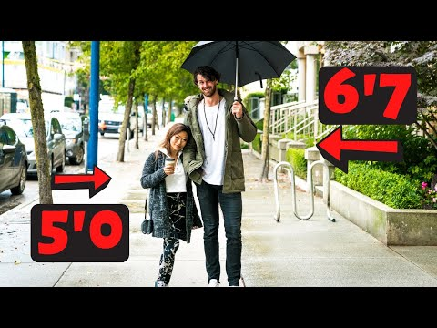 Tall Guy Short Girl Dating Issues