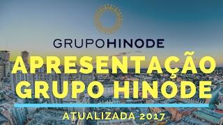 Apresentação Hinode Atualizada 2017 - Plano de Marketing COMPLETO