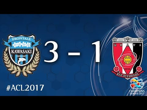 Kawasaki Frontale 3-1 Urawa Red Diamonds